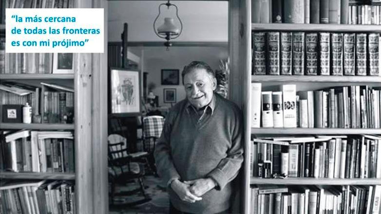 Uruguay recuerda a Mario Benedetti en el 95 aniversario de su nacimiento