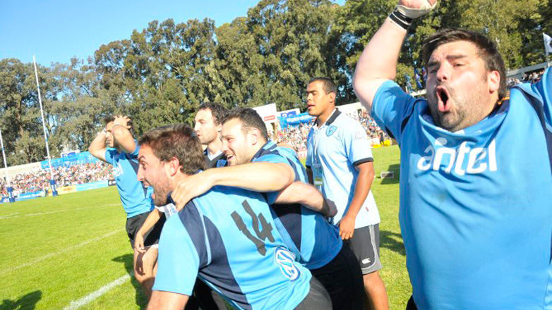 Uruguay, una historia como segunda potencia del rugby sudamericano
