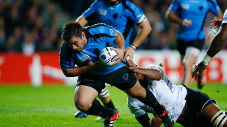 Arboleya, el modesto héroe uruguayo del Mundial de rugby