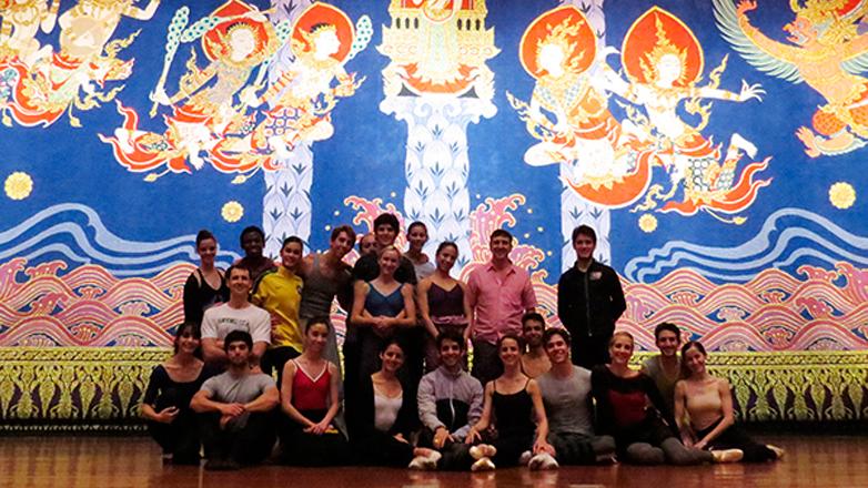 El Ballet Nacional del Sodre fue ovacionado en Tailandia