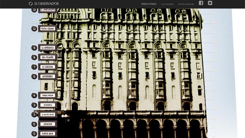 Historias a Salvo: las historias ocultas del coloso de cemento, emblema de Montevideo
