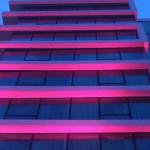 Montevideo se iluminó de rosa contra el cáncer de mama