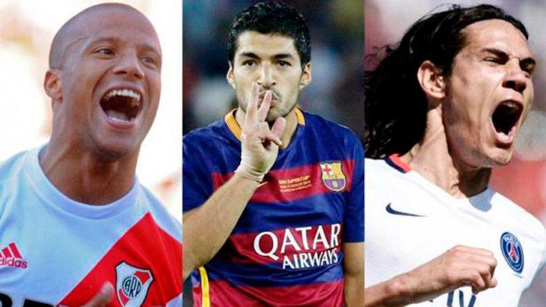 Tres candidatos celestes para el Balón de Oro