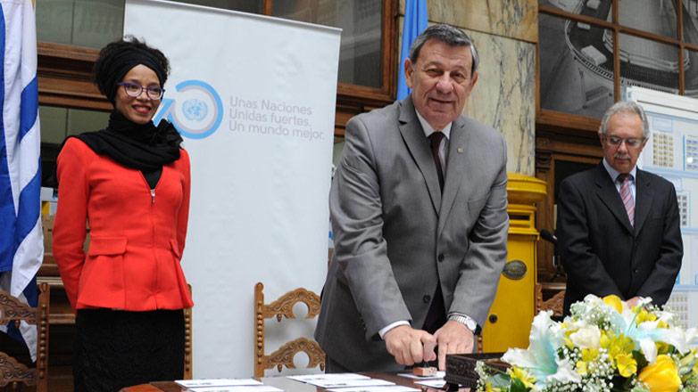 Uruguay actúa en ONU en función de la búsqueda de justicia y ecuanimidad