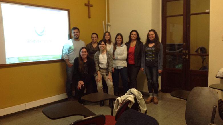 La marca Uruguay Natural brindó un curso en la UCUDAL