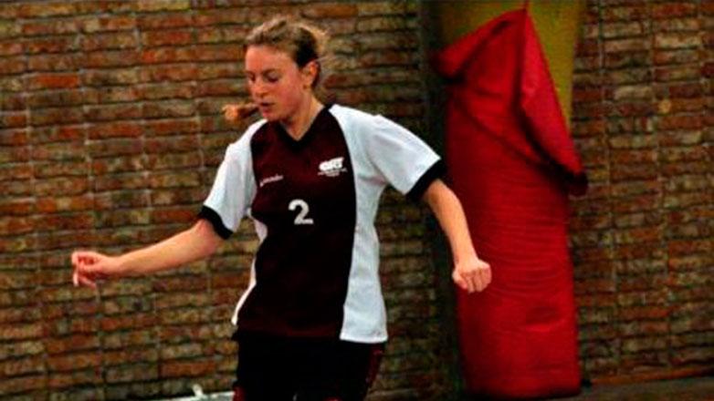 Marina Melani es la primera futbolista uruguaya que ficha en la liga inglesa