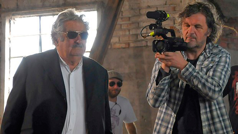 Película de Kusturica sobre Pepe Mujica se estrena en Europa