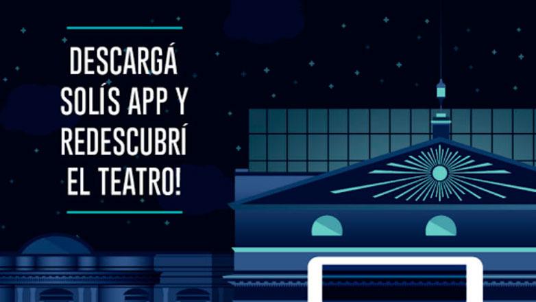 El Teatro Solís tiene nueva aplicación que permite visitas virtuales