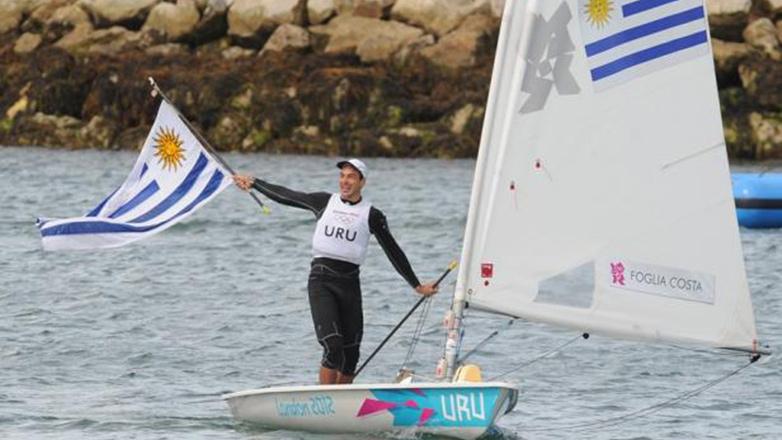 El velerista Alejandro Foglia clasificó para Rio 2016, será su cuarta cita olímpica consecutiva