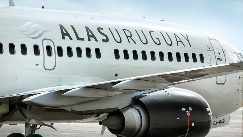 Alas Uruguay comenzará a volar el 21 de diciembre