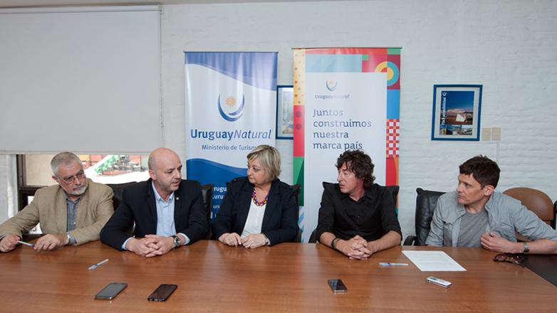 Cuarteto de Nos y el colectivo Campo, dos nuevos socios que potenciarán la marca Uruguay Natural en el mundo