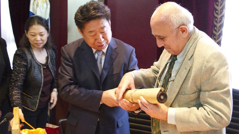 De la mano del Instituto Confucio, la enseñanza del chino mandarín llega a la Universidad de la República