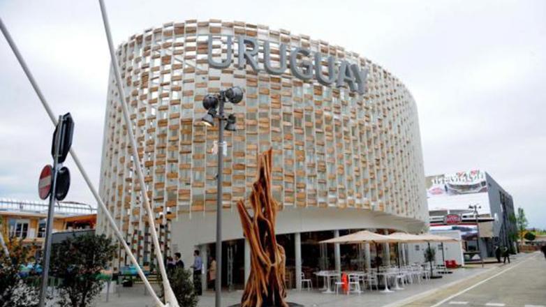 Un italiano comprará pabellón de Uruguay en Expo Milán para instalarlo en polo logístico