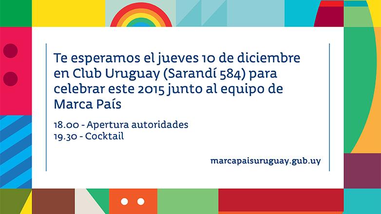 La marca Uruguay Natural cierra las actividades del año junto a empresas socias, amigos y autoridades