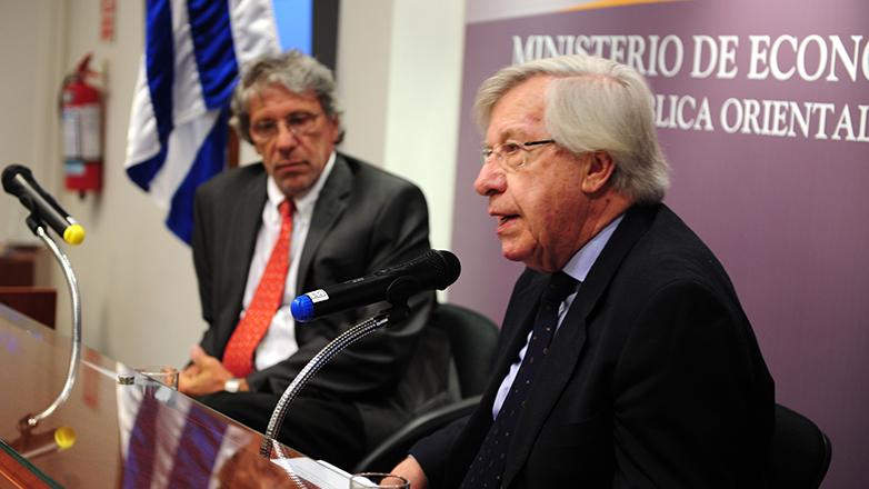 Uruguay mejorará la contribución del sistema financiero al crecimiento y la inclusión social con apoyo del BID