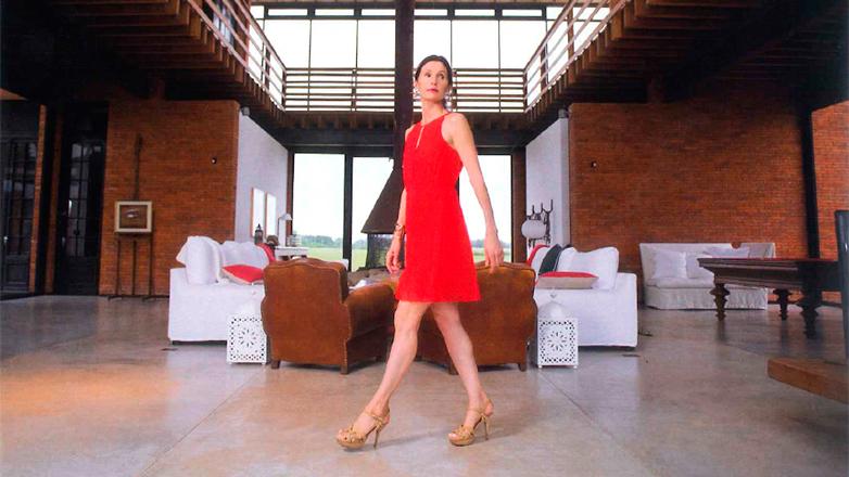 Anne Bezamat, enamorada de José Ignacio