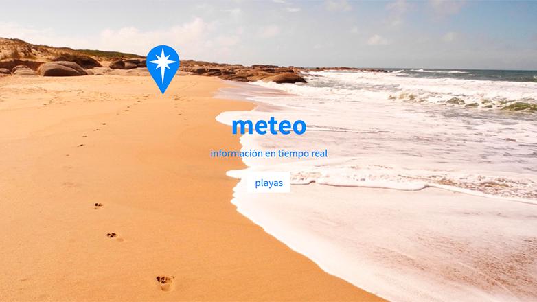 Llegó Meteo.uy, imágenes e información de tus playas en tiempo real