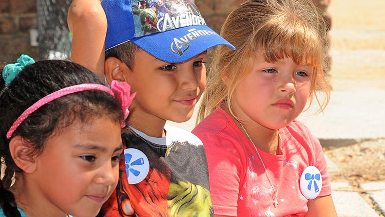 Unos 10.000 niños de escuelas públicas disfrutan de propuestas recreativas y artísticas