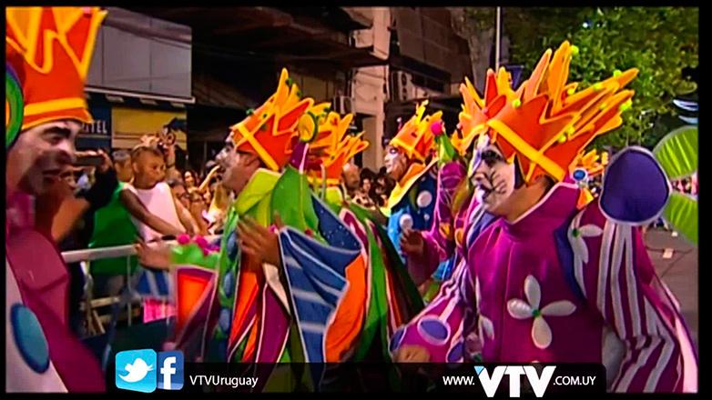 Uruguay se sumerge en su fiesta de Carnaval, la más larga del mundo