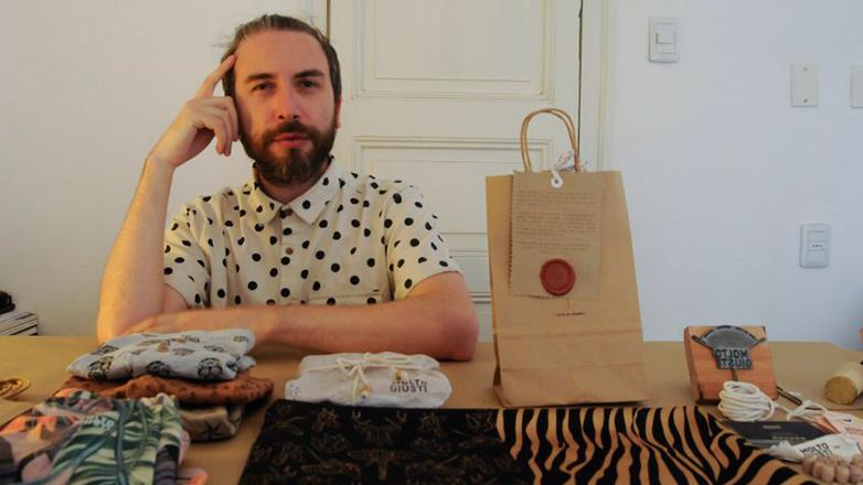 Molto Giusti: ropa interior uruguaya para los hombres del mundo