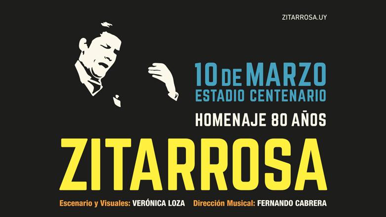 Músicos de Uruguay y Iberoamérica homenajearán en Montevideo a Alfredo Zitarrosa, a 80 años de su nacimiento