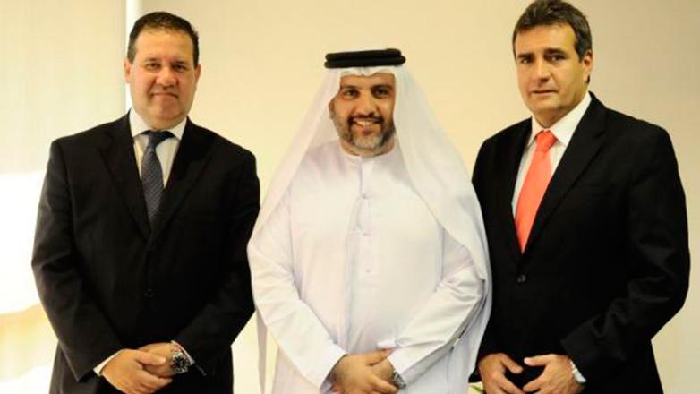Sulaiman Al Fahim proyecta invertir en Uruguay USD 2.000 millones