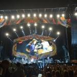 Uruguay se rindió por primera vez ante sus majestades los Rolling Stones
