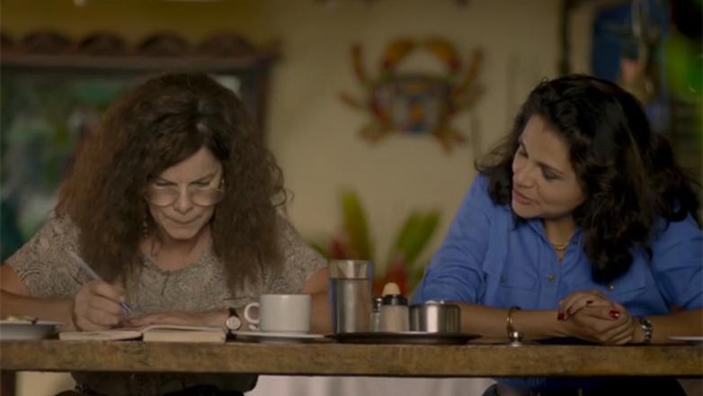 Un uruguayo en Hollywood dirige su primera película