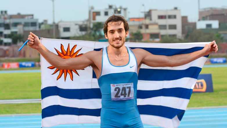 Atletismo: Emiliano Lasa clasificó a los Juegos Olímpicos de Río