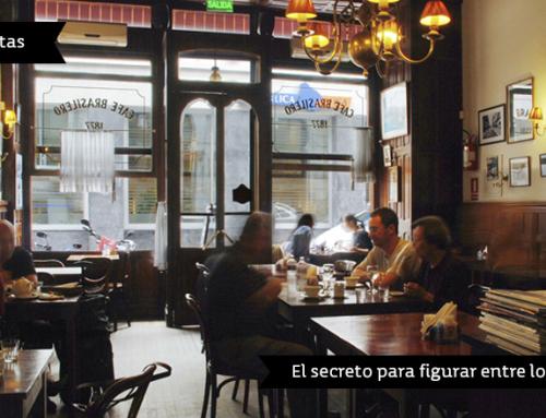 El Café Brasilero, un clásico montevideano ha logrado ubicarse entre los mejores cafés del mundo.