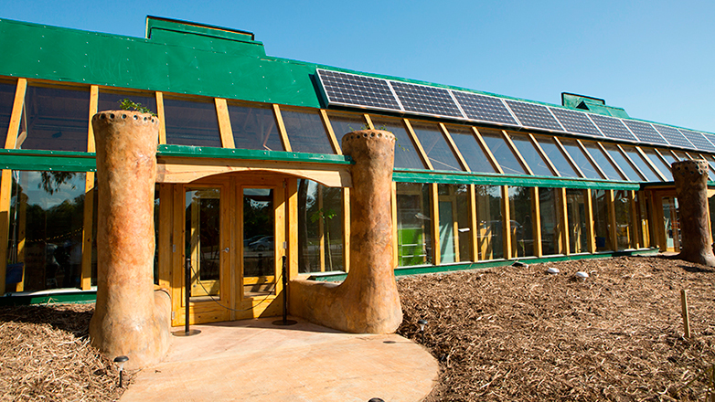 Uruguay Opens Latin America's First Sustainable School