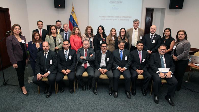 Bajo presidencia de Uruguay, RedIbero analizó en Venezuela herramientas de financiamiento para exportar
