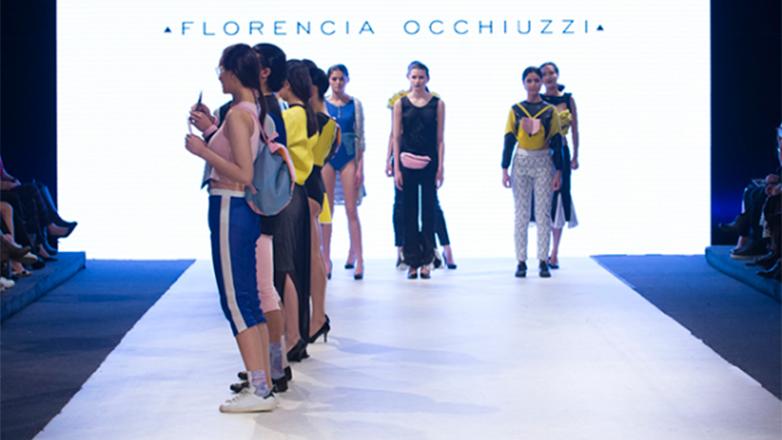 La joven diseñadora Florencia Occhiuzzi presente en Vancouver Fashion Week, una de las semanas de la moda internacional más prestigiosa