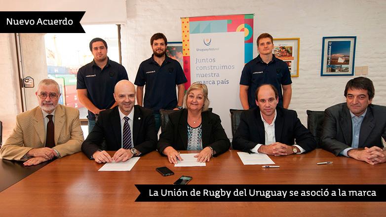Nuevo acuerdo: Uruguay Natural - Unión de Rugby del Uruguay