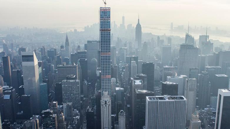 El rascacielos residencial más alto de occidente tiene la firma de un uruguayo