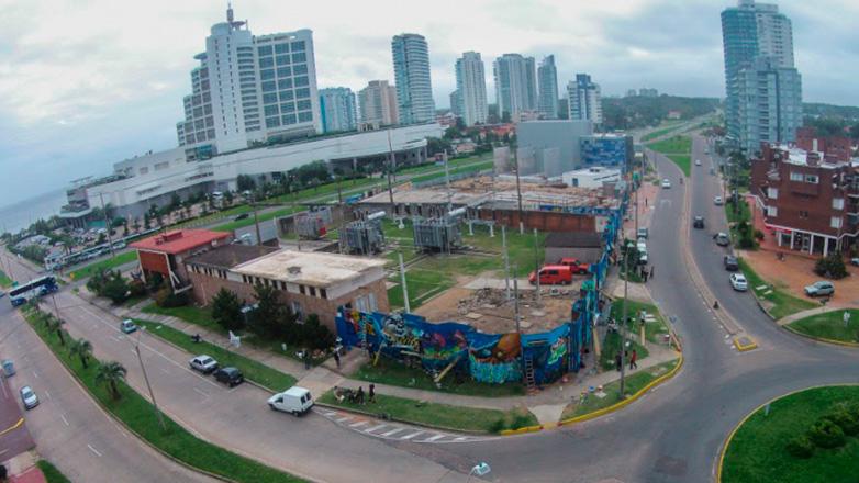 Se realizó la segunda Convención de Graffiti y Arte Urbano de Punta del Este: EsteGraff 2