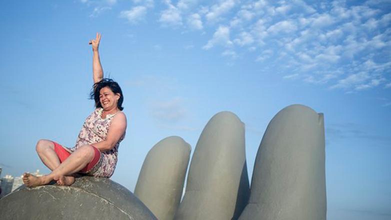 Uruguay tuvo récord de turistas en los primeros meses del año