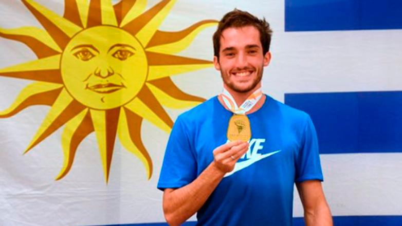 Emilano Lasa ganó el oro en la Bottrop NRW Gala de Alemania