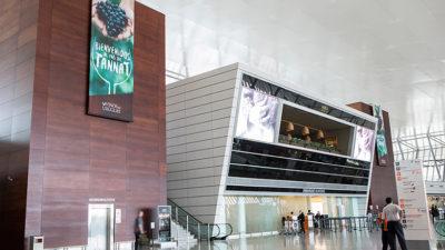 INAVI junto al Aeropuerto de Carrasco y Duty Free promocionan a Uruguay como el país del Tannat