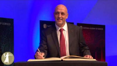 Uruguayo ya forma parte de la elite científica: Rafael Radi firmó su ingreso a la Academia Nacional de Ciencias de Estados Unidos
