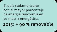Uruguay energía eólica