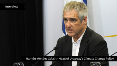 Uruguay started to build a National Climate Change Policy for the next 40 years