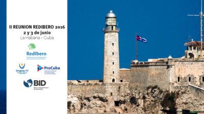 Uruguay XXI coorganiza Segunda Reunión Redibero en Cuba