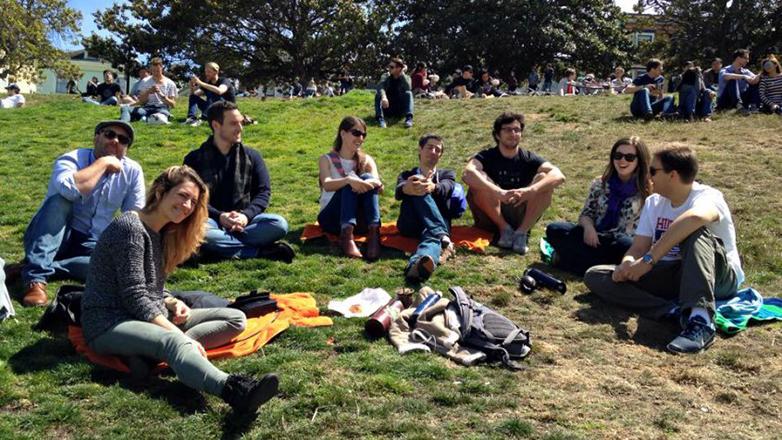 Uruguayos en la meca tecnológica de Silicon Valley