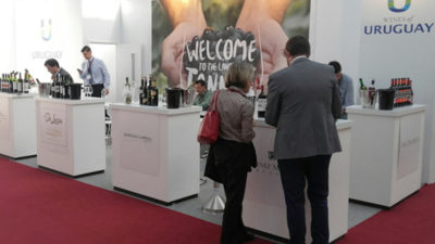 El vino uruguayo regresó a la London Wine Fair