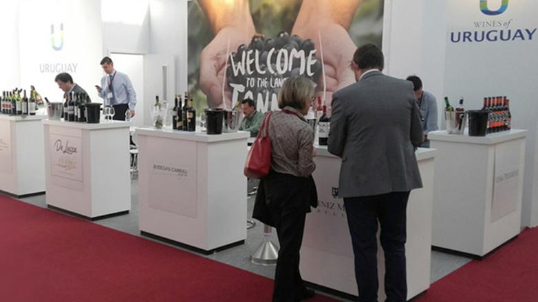 El vino uruguayo regresó a la London Wine Fair