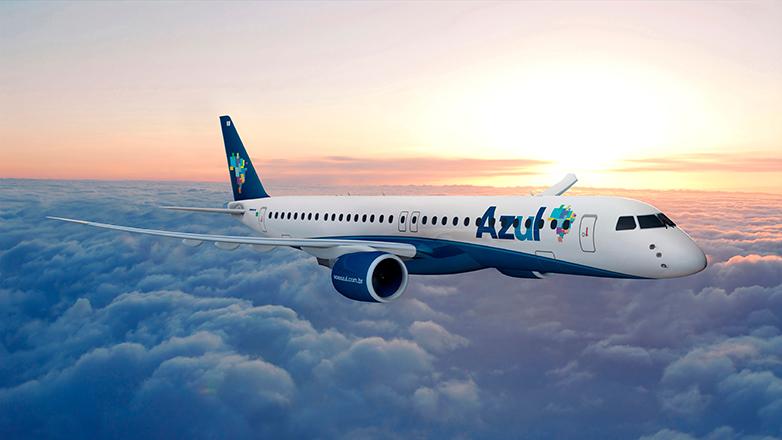 Con vuelos Montevideo - Porto Alegre, Aerolínea Azul fortalecerá conectividad entre Uruguay y Brasil desde julio