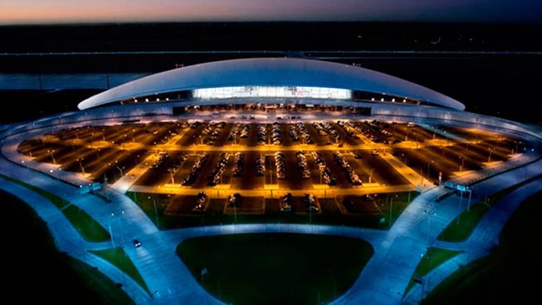 Aeropuerto de Carrasco proyecta construir este año planta de generación fotovoltaica