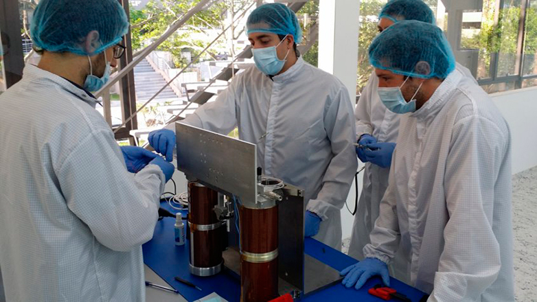 Lanzan al espacio los primeros nanosatélites comerciales fabricados en Uruguay