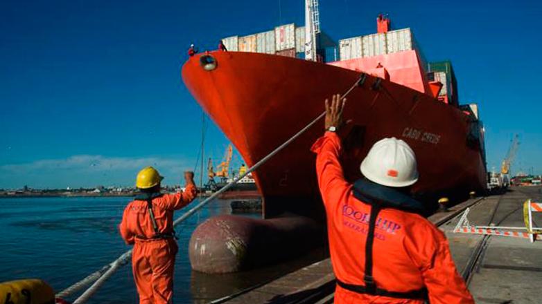 El puerto de Montevideo en el puesto 19º entre las 120 terminales portuarias de América Latina y el Caribe